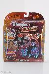 Blingles Glimmer Crasy 4 Candy Theme Pack Glitter Sticker Set