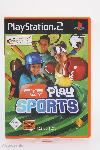 Ak tronic EyeToy Play Sports - PS2 Playstation 2 Spiel Game USK 0